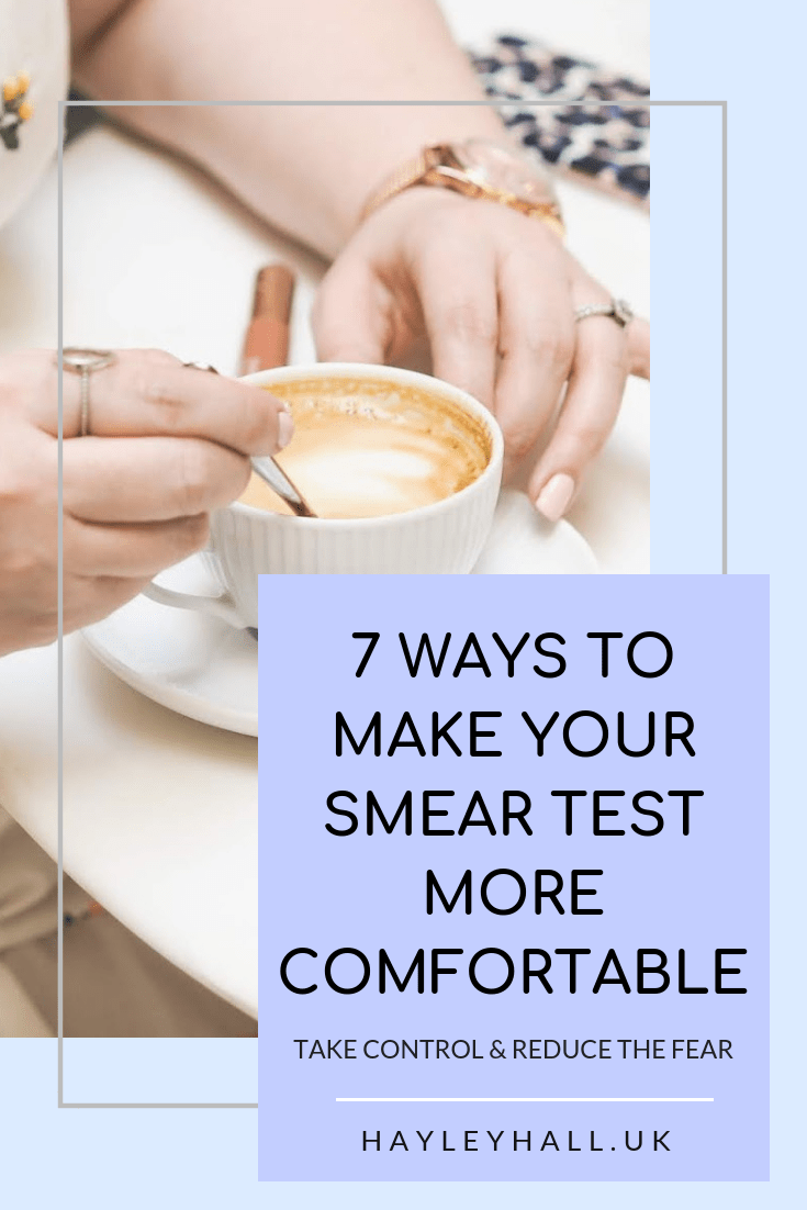 smear test discomfort tips for reducing pain