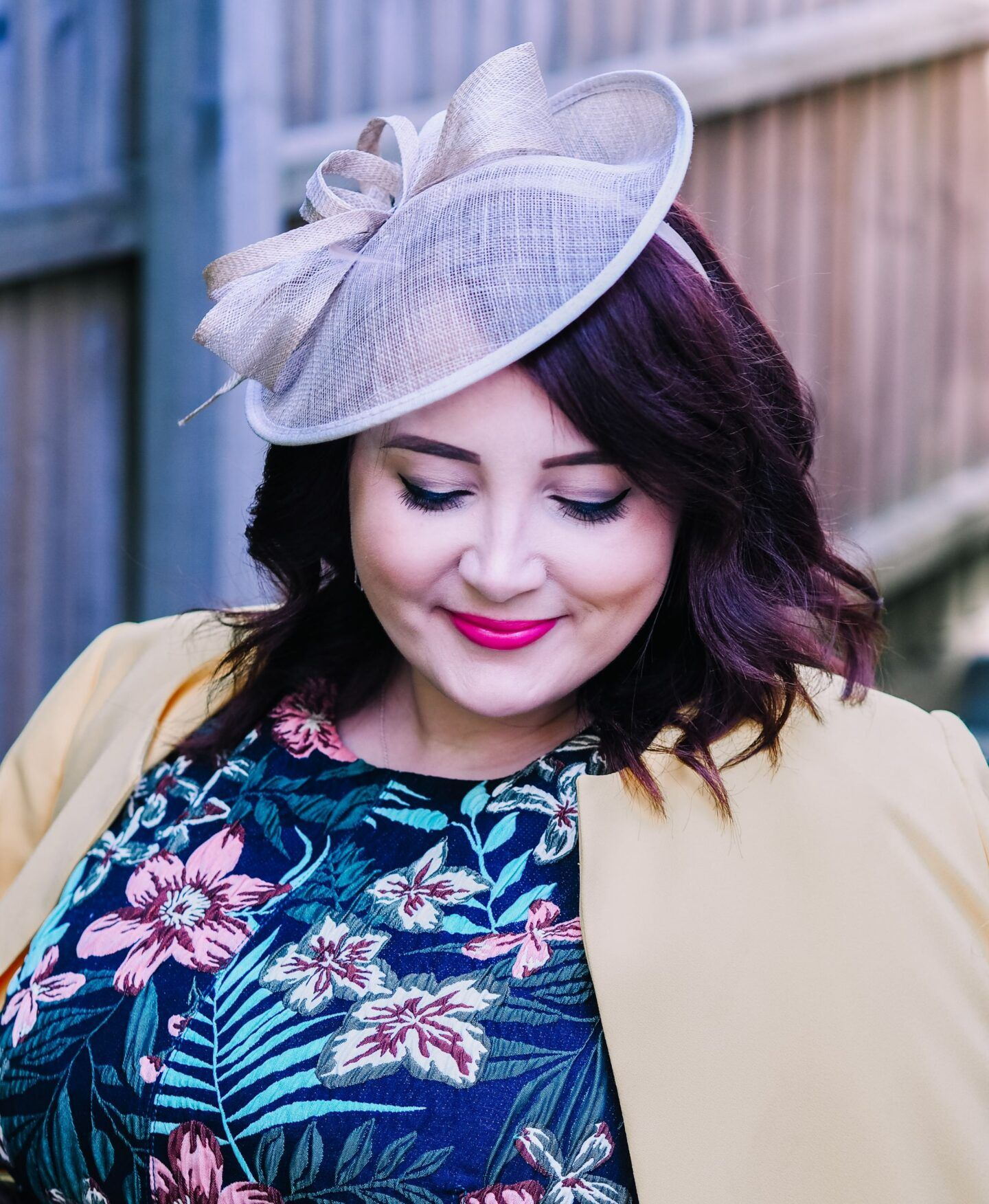 What To Wear To An Autumn Wedding (If You're 30+ And Curvy)