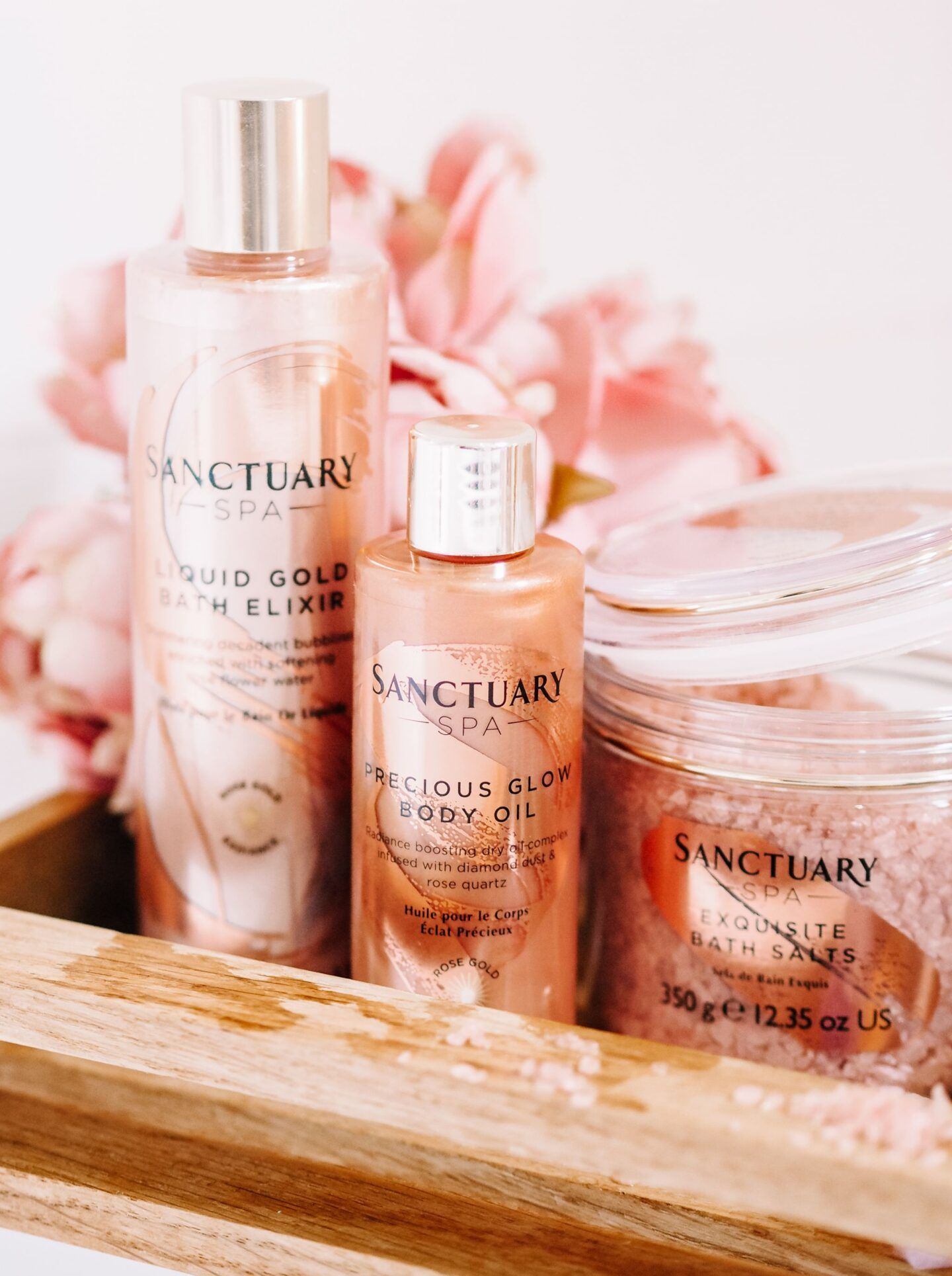 How To Keep Your Skin Looking Healthy This Winter: Sanctuary Spa Rose Gold Radiance Is Your Glow-To