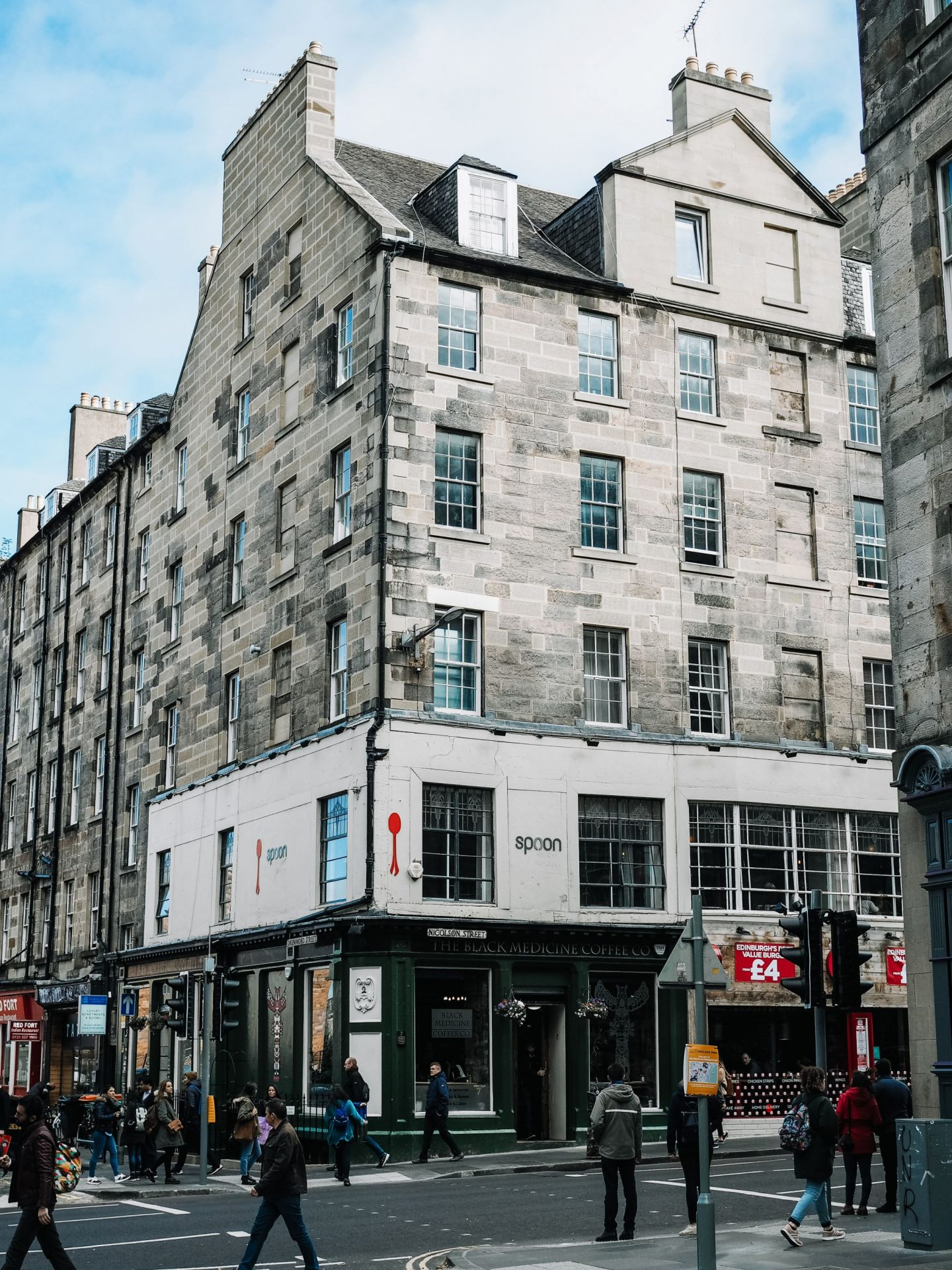 things to do and see in Edinburgh if you're a Harry Potter fan harry potter apartment