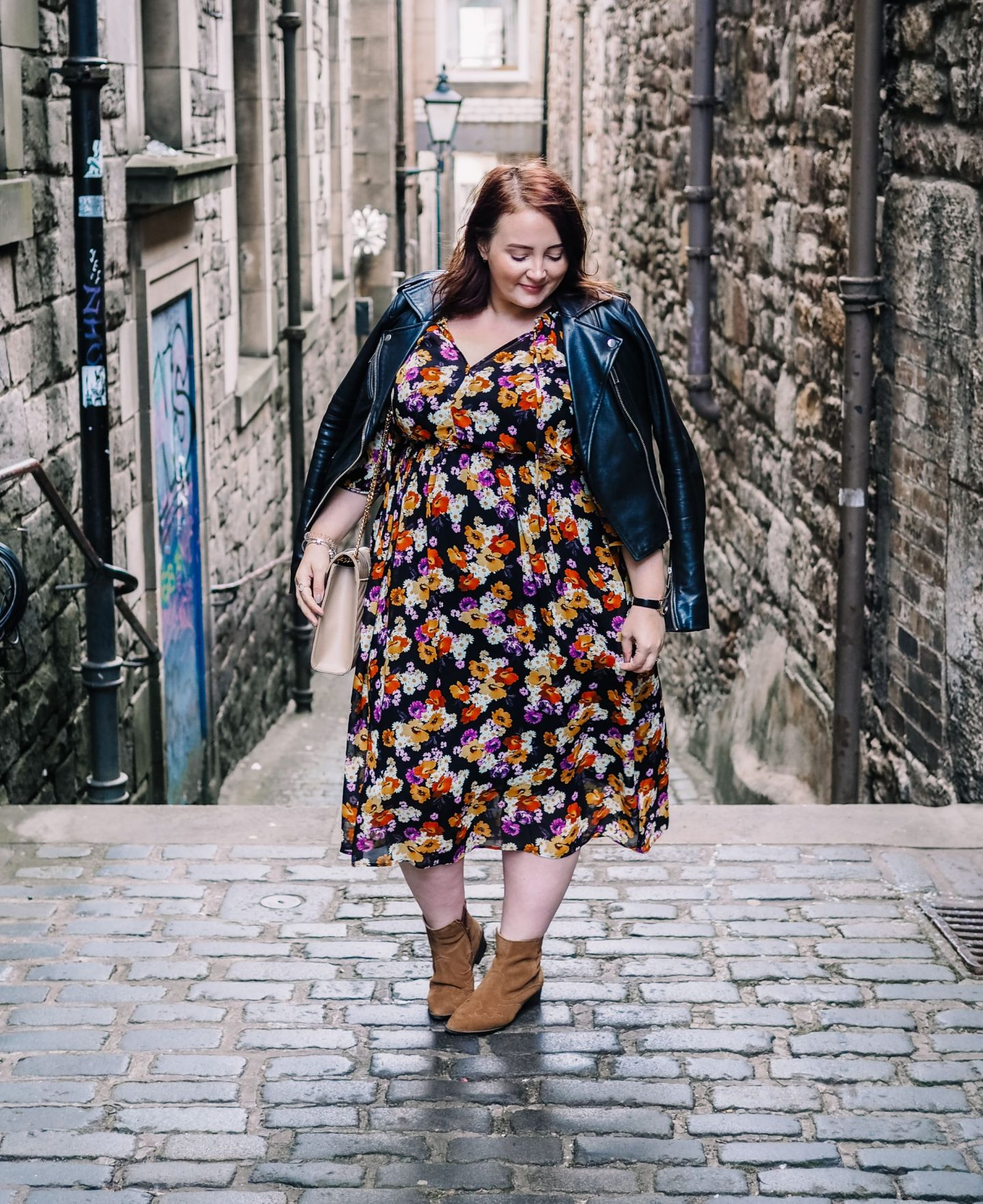 How To Wear Floral Dresses In Winter (Plus The Style That Suits Any Age Or Shape)