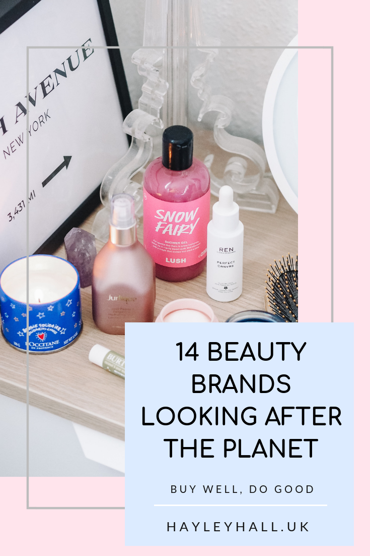 14 Beauty Brands Making An Effort To Be Sustainable & Look After The Planet