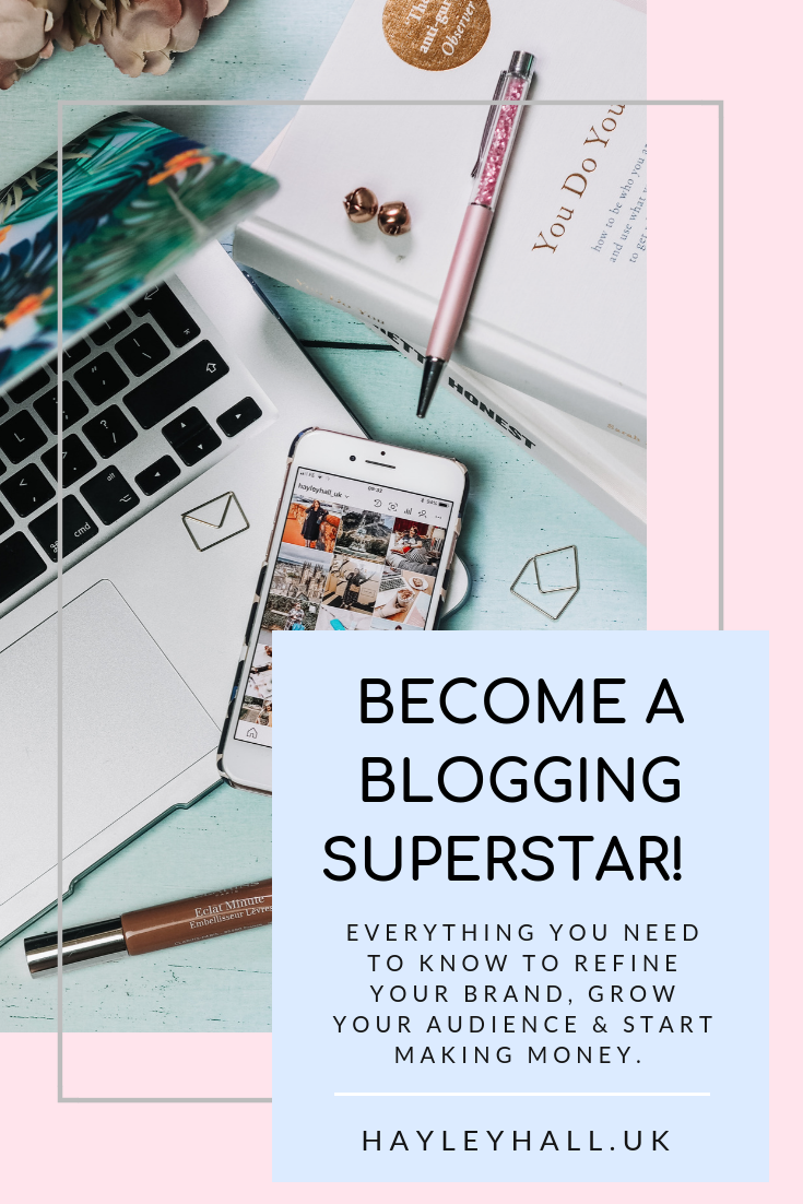 How To Be A Better Blogger & Start Making Money