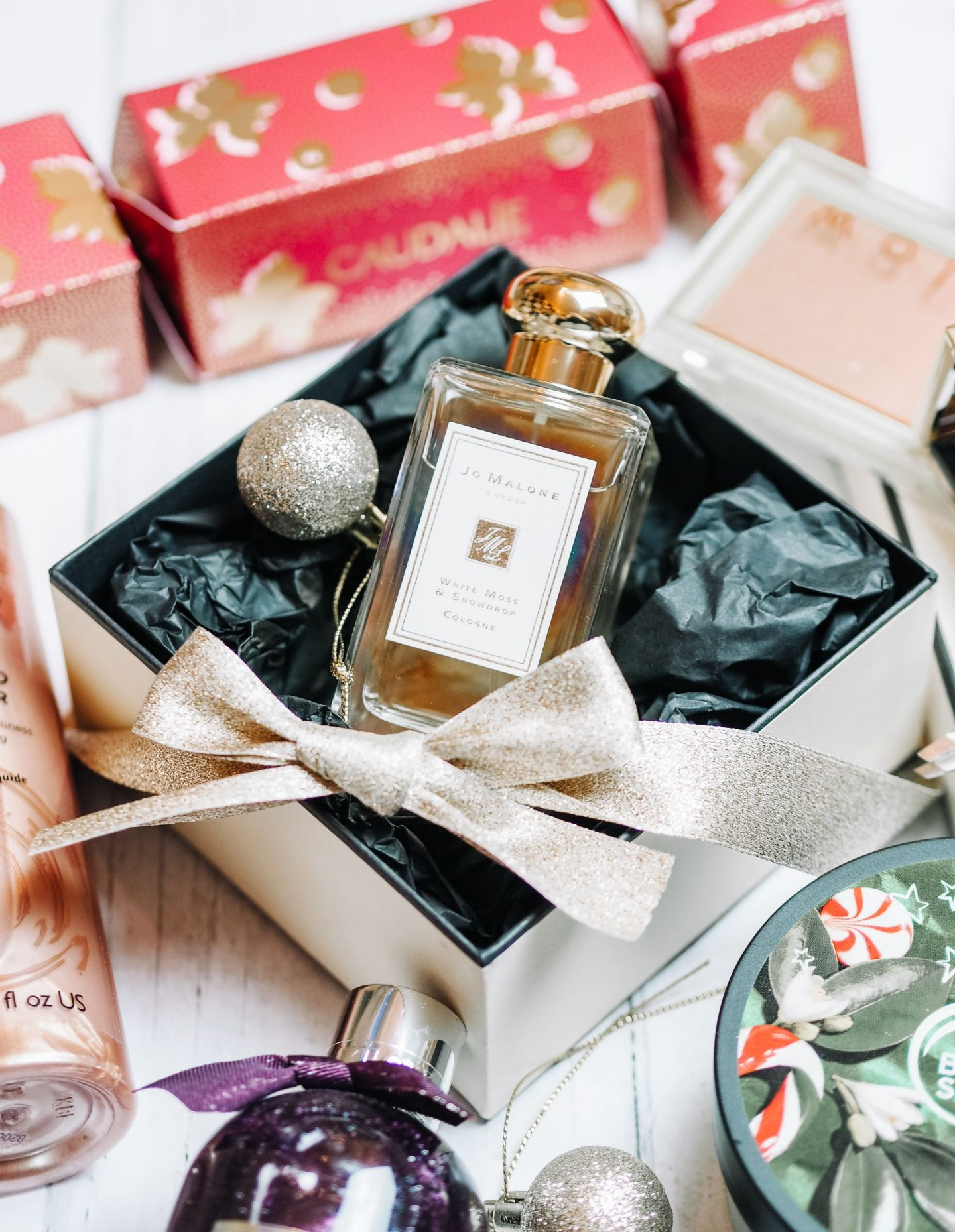 Ten Festive Gifts For The Woman Who Loves A Bit Of Sparkle & Luxury