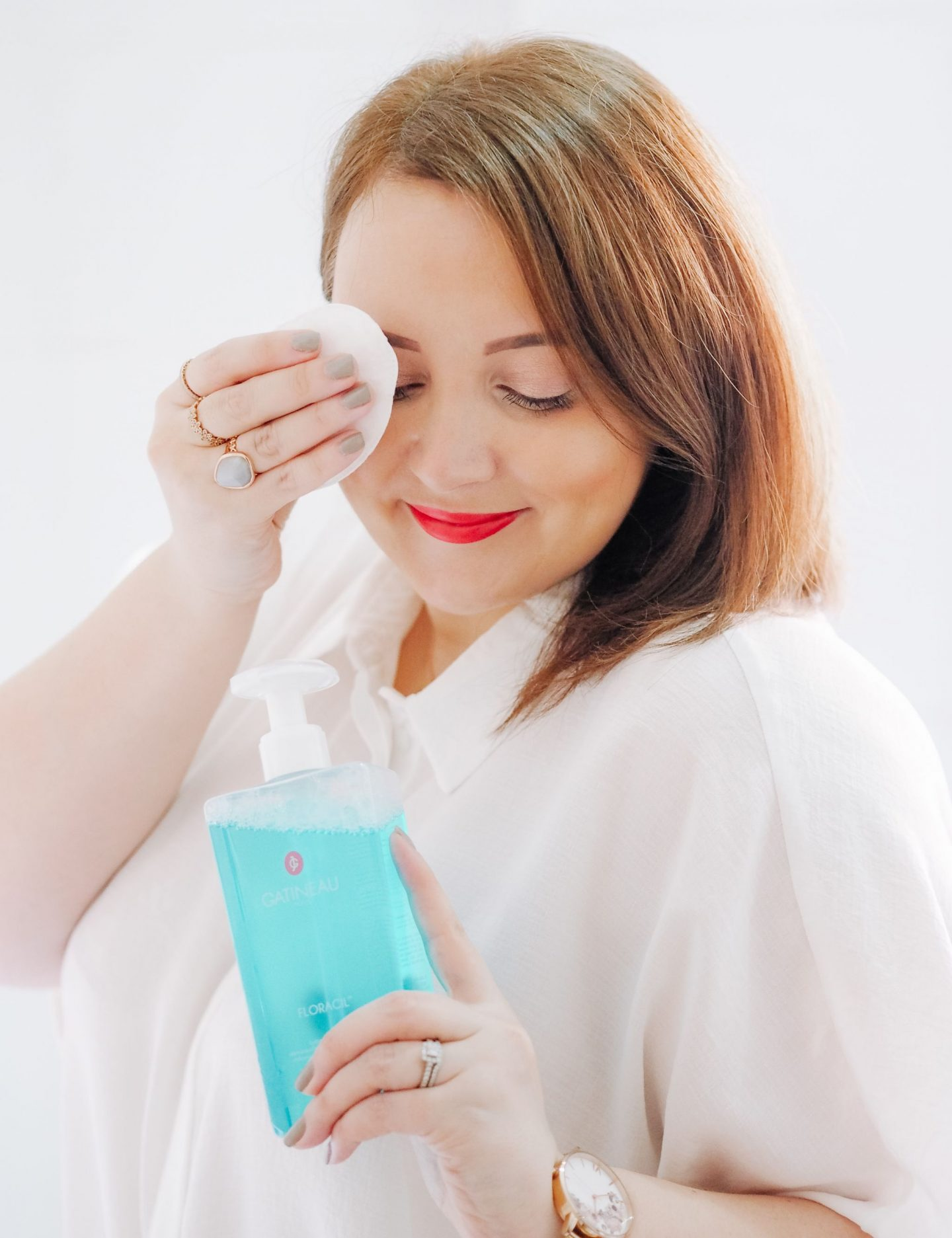 Is This The Best Eye Makeup Remover Of All Time? Gatineau Floracil Gentle