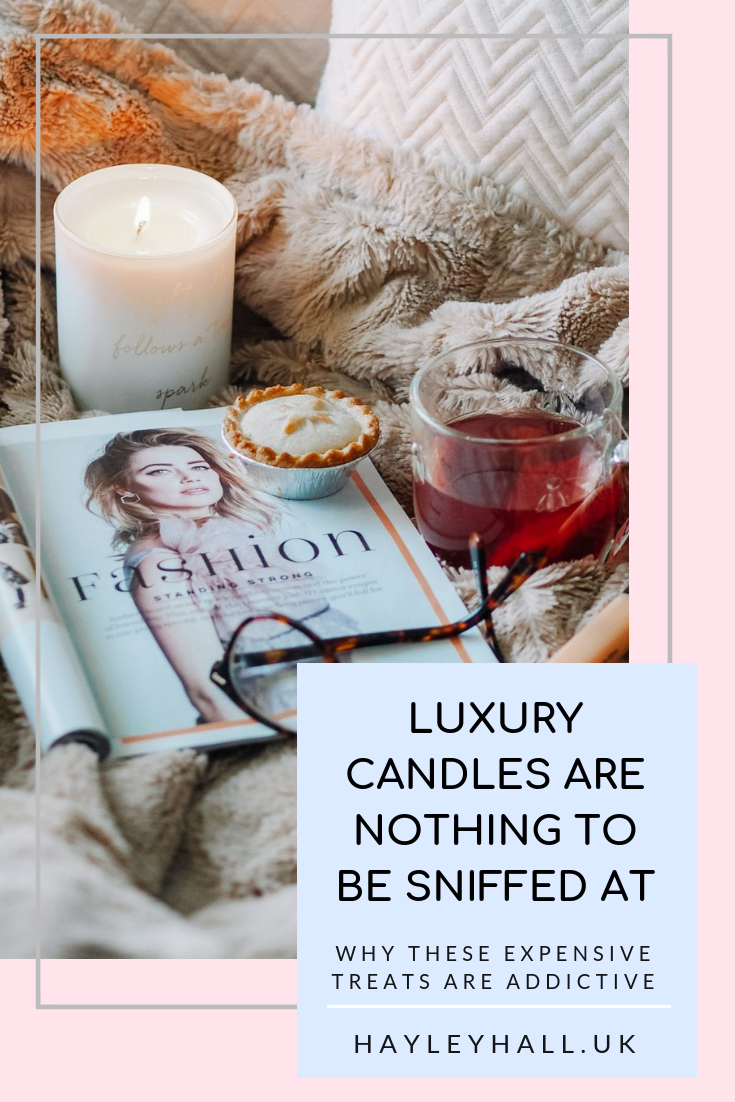 Is It Worth Spending £50.00 On A Candle, Or Is It A Ridiculous Indulgence?
