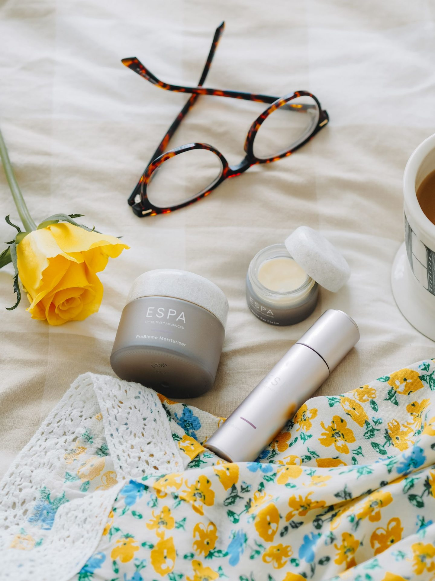 Your MicroBiome Is The Secret To Great Skin: NEW ESPA Tri-Active Advanced ProBiome Skincare