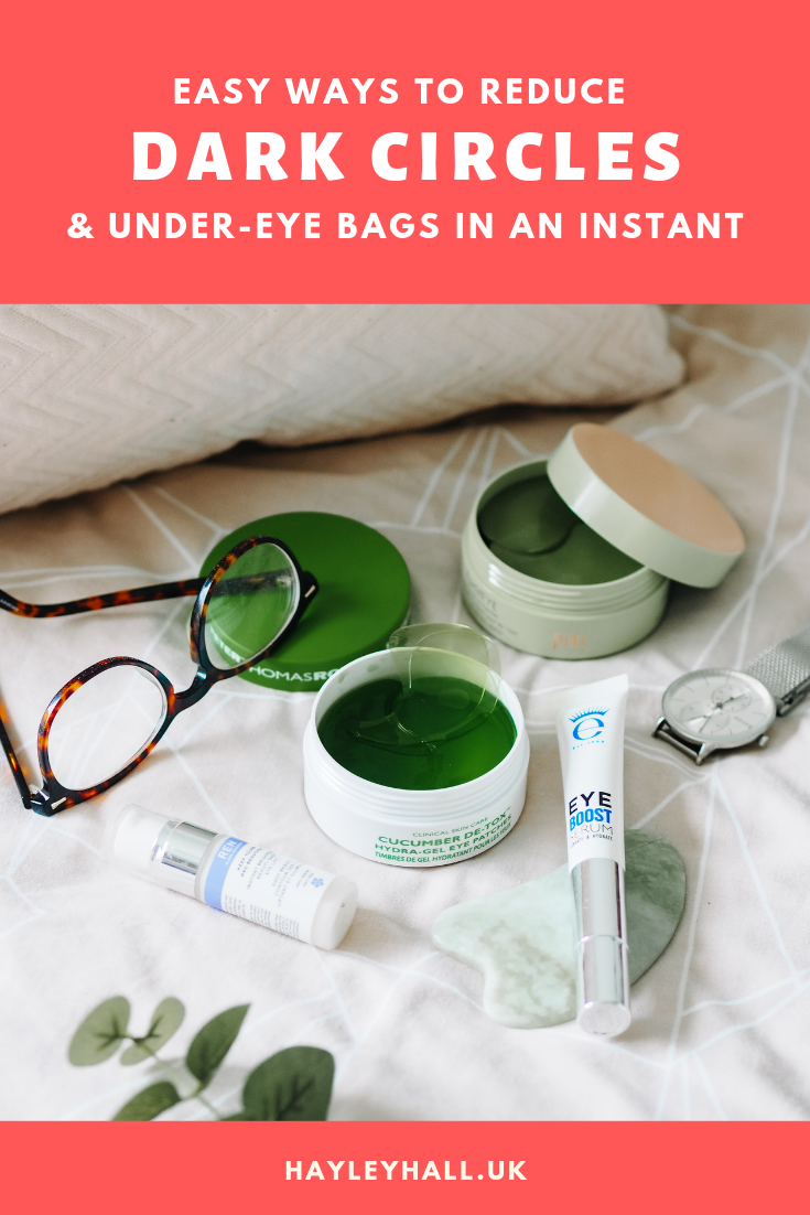 Easy Ways To Help Reduce Dark Circles & Under-Eye Bags In An Instant