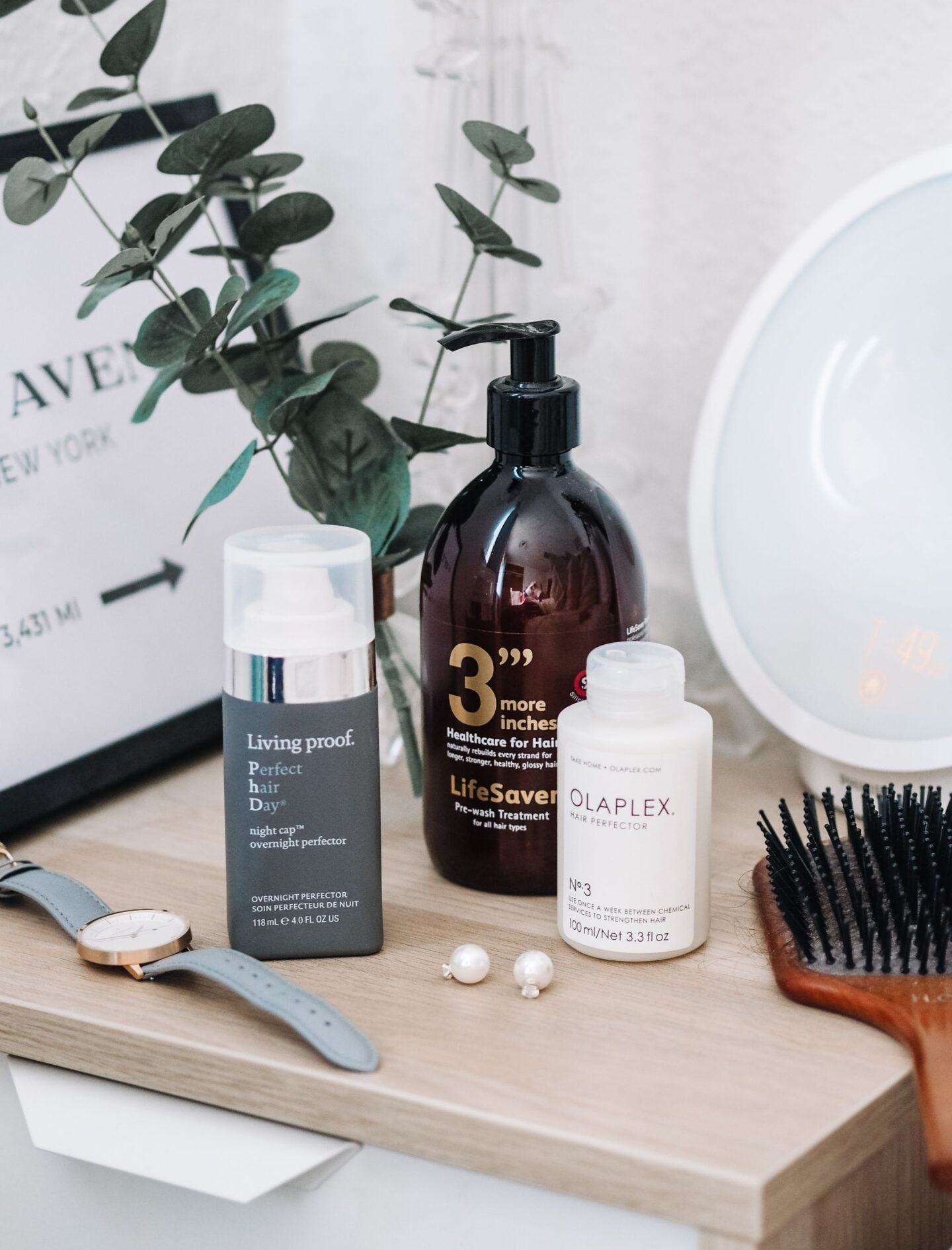 Three Great Hair Repair Treatments To Help Your 'Do Grow One Inch Longer