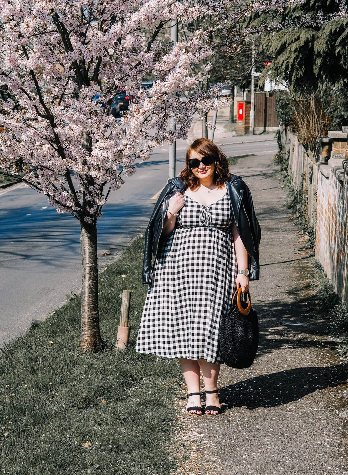 Gingham Is My Spring Go-To: The Transitional £19.99 New Look Gingham Dress Of Dreams