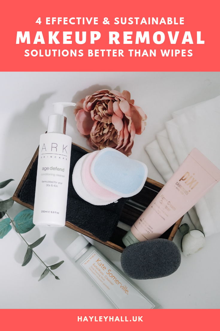 Sustainable Makeup Removal Solutions: Faster & Better Than Wipes