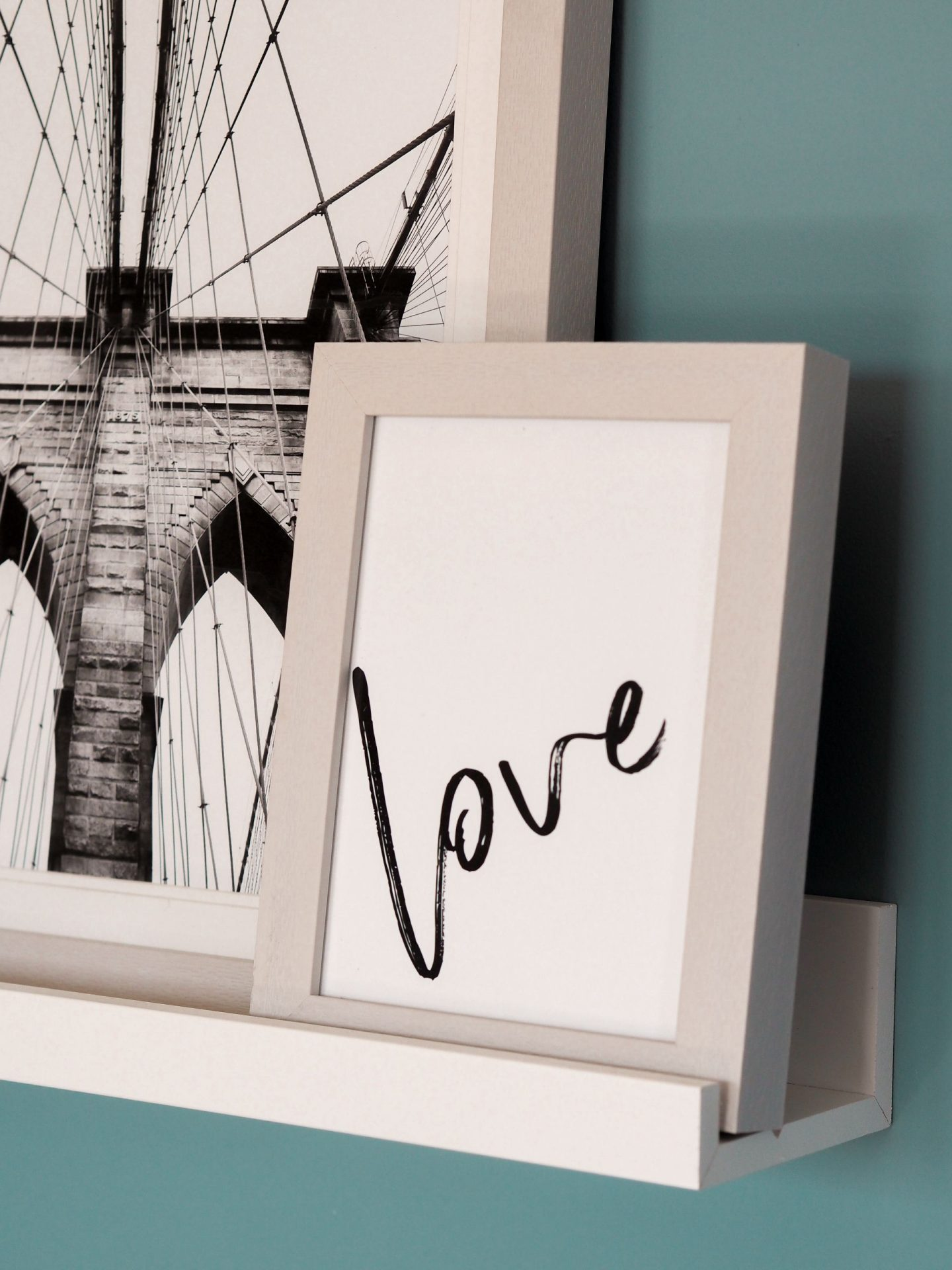 How To Style A Picture Shelf: 5 Top Tips To Create A Great Picture Ledge