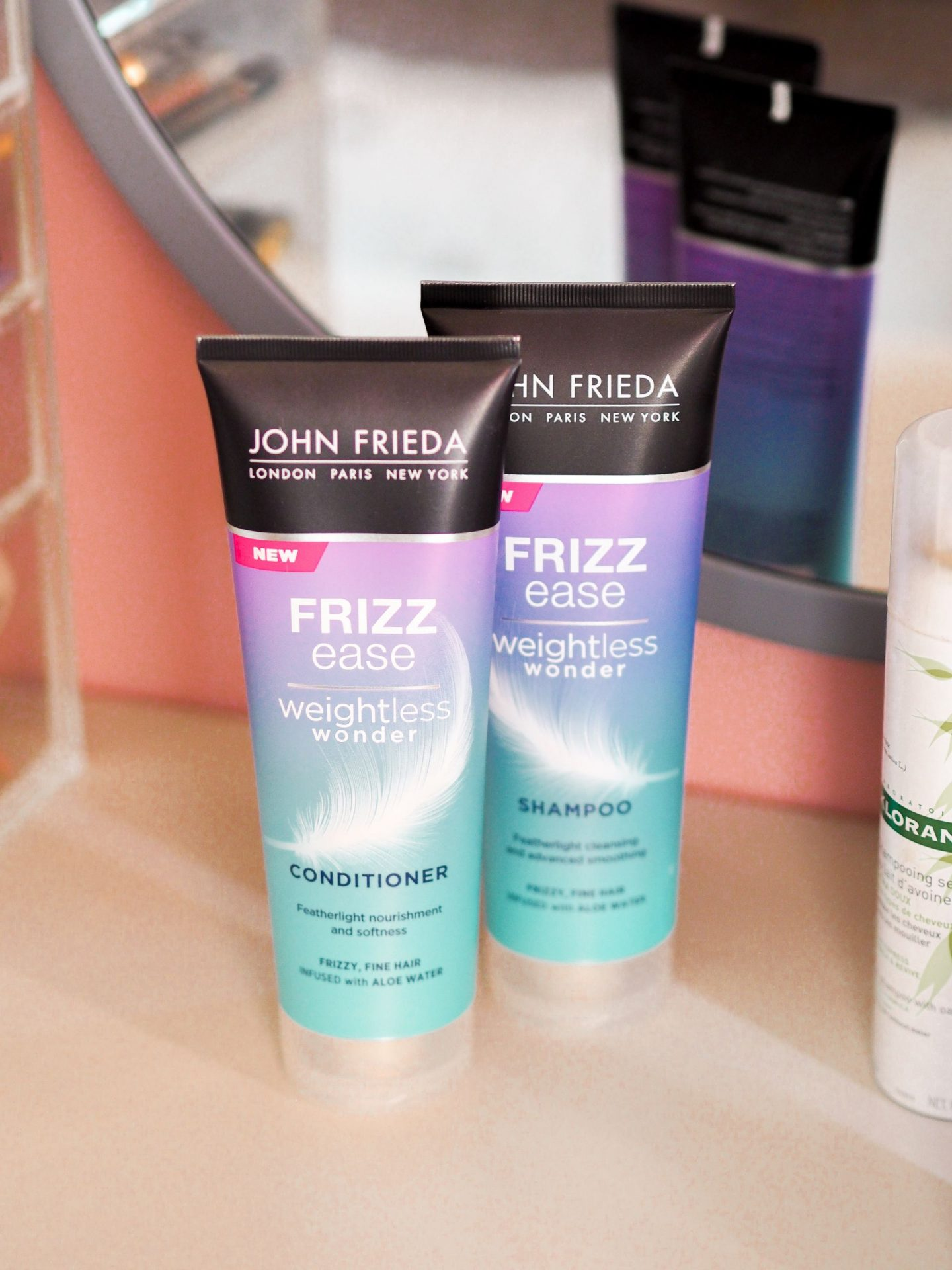 Six Products For Frizz Prone Fine Hair I Use Every Day