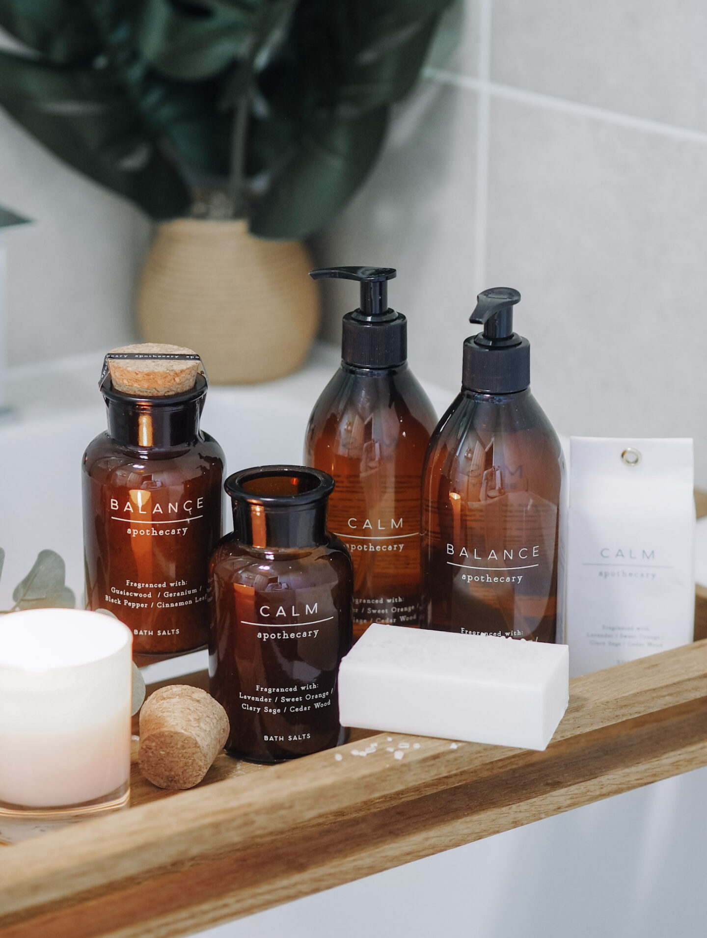 Marks & Spencer Apothecary: Super Affordable Bath & Body Range