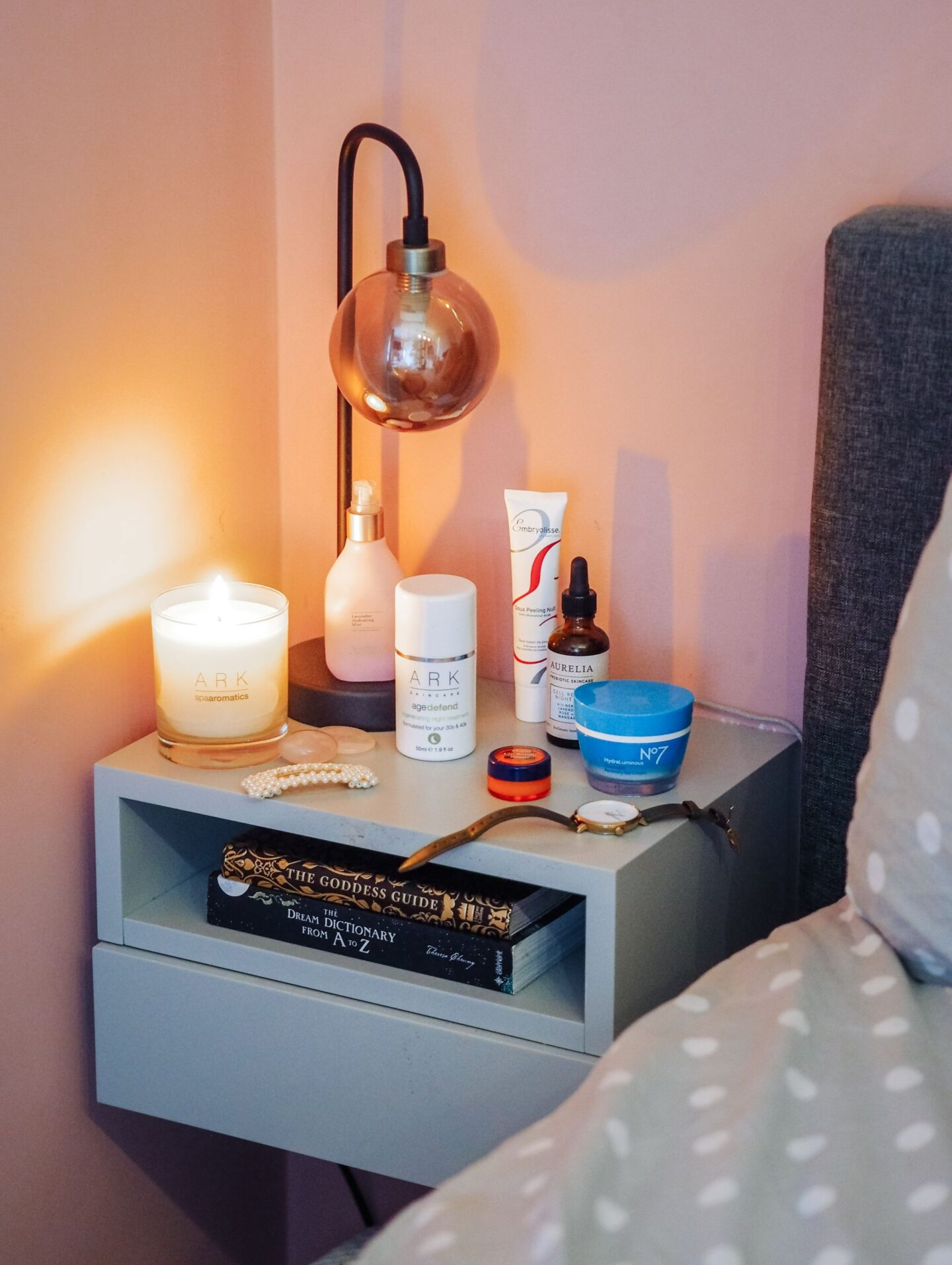 Bedside Table Beauty: Six Overnight Skincare Gems Who Made The Cut