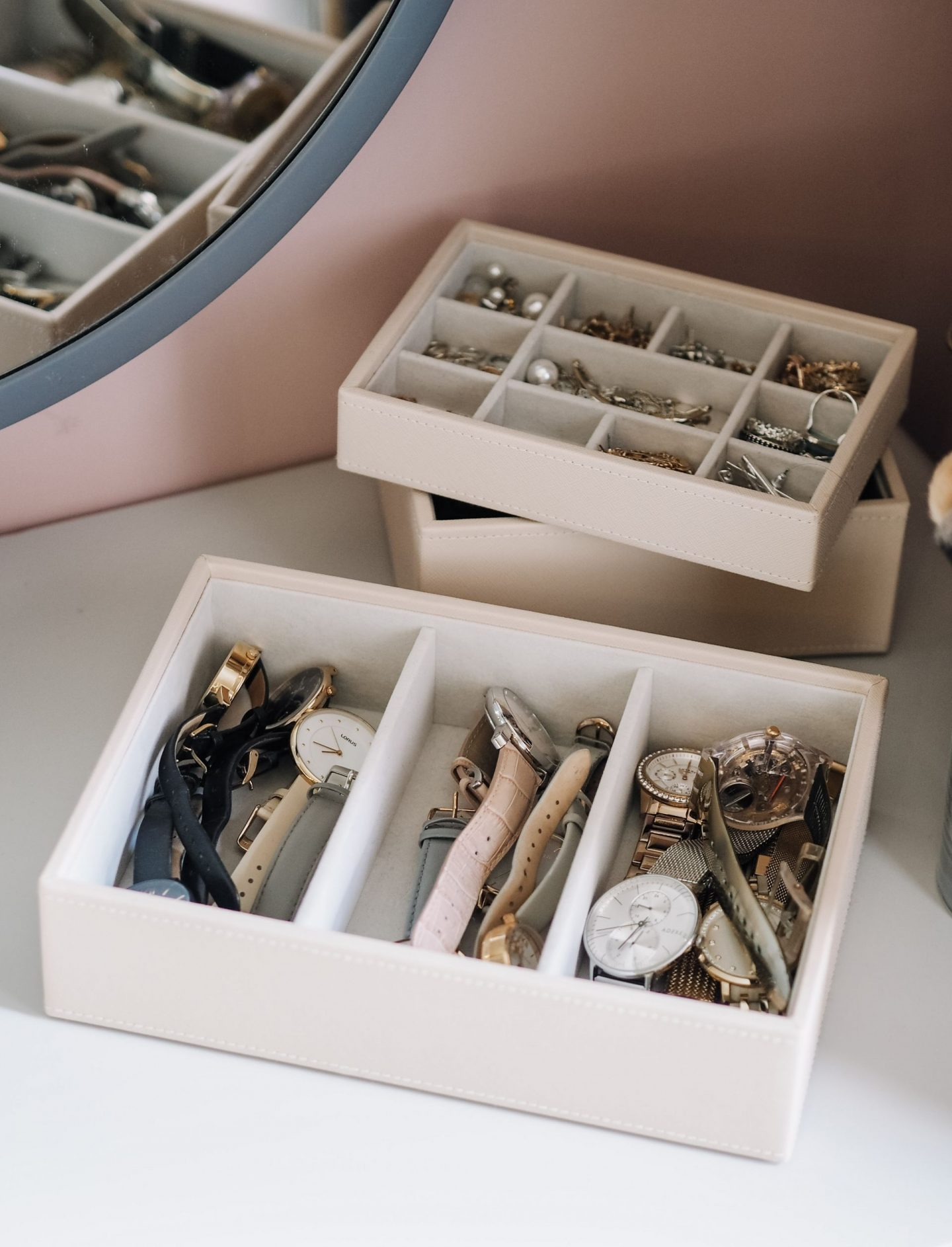 How I Effortlessly Store & Clean My Jewellery: My Stackers Jewellery Box & Sonic Cleaner