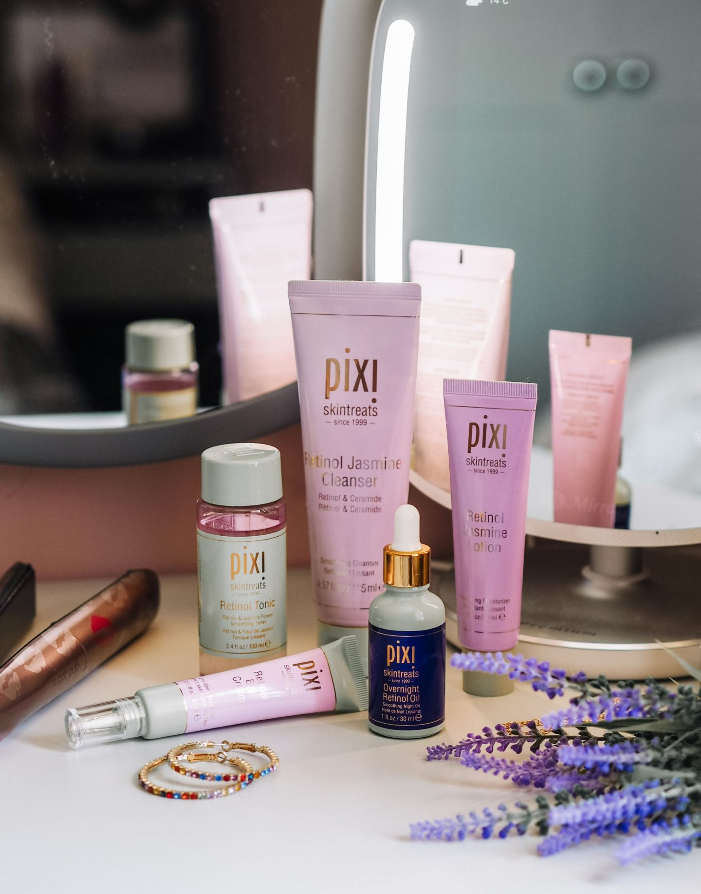The NEW Pixi Retinol Skincare Collection: Honest Thoughts & What's Worth Trying