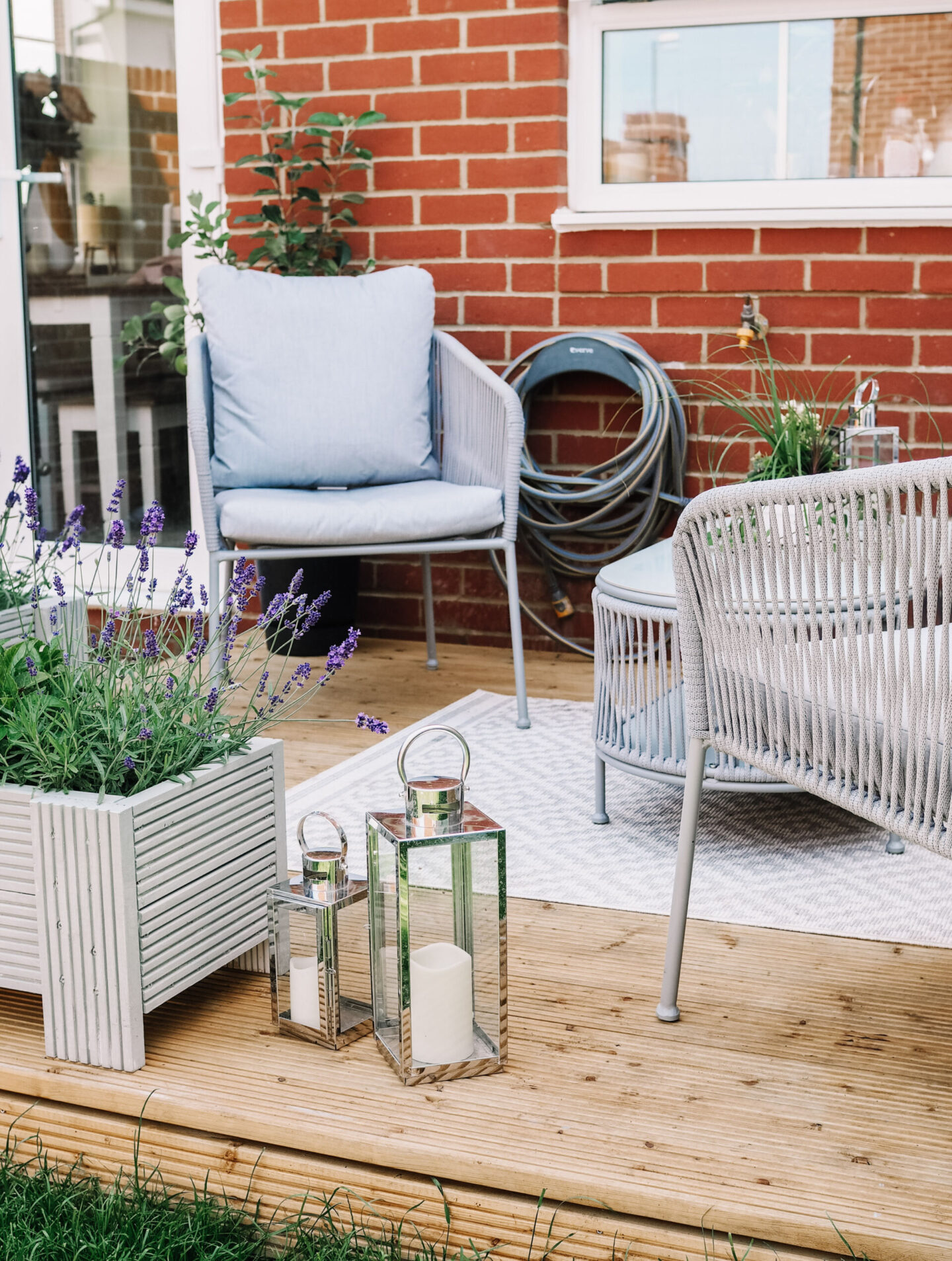 My Back Garden Makeover & Decking: A Small Space Rejuvinated