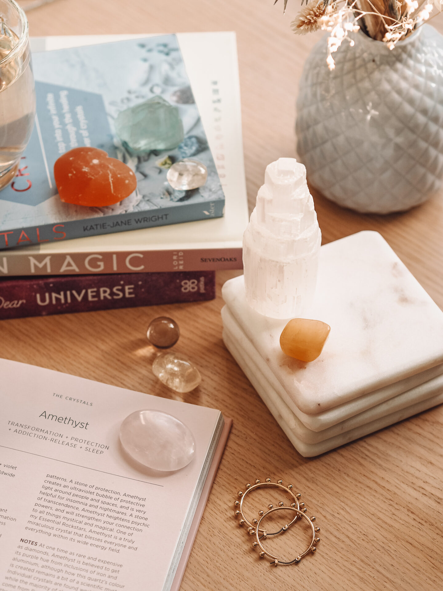 crystal healing therapy in london toby aspin wellbeing treatment