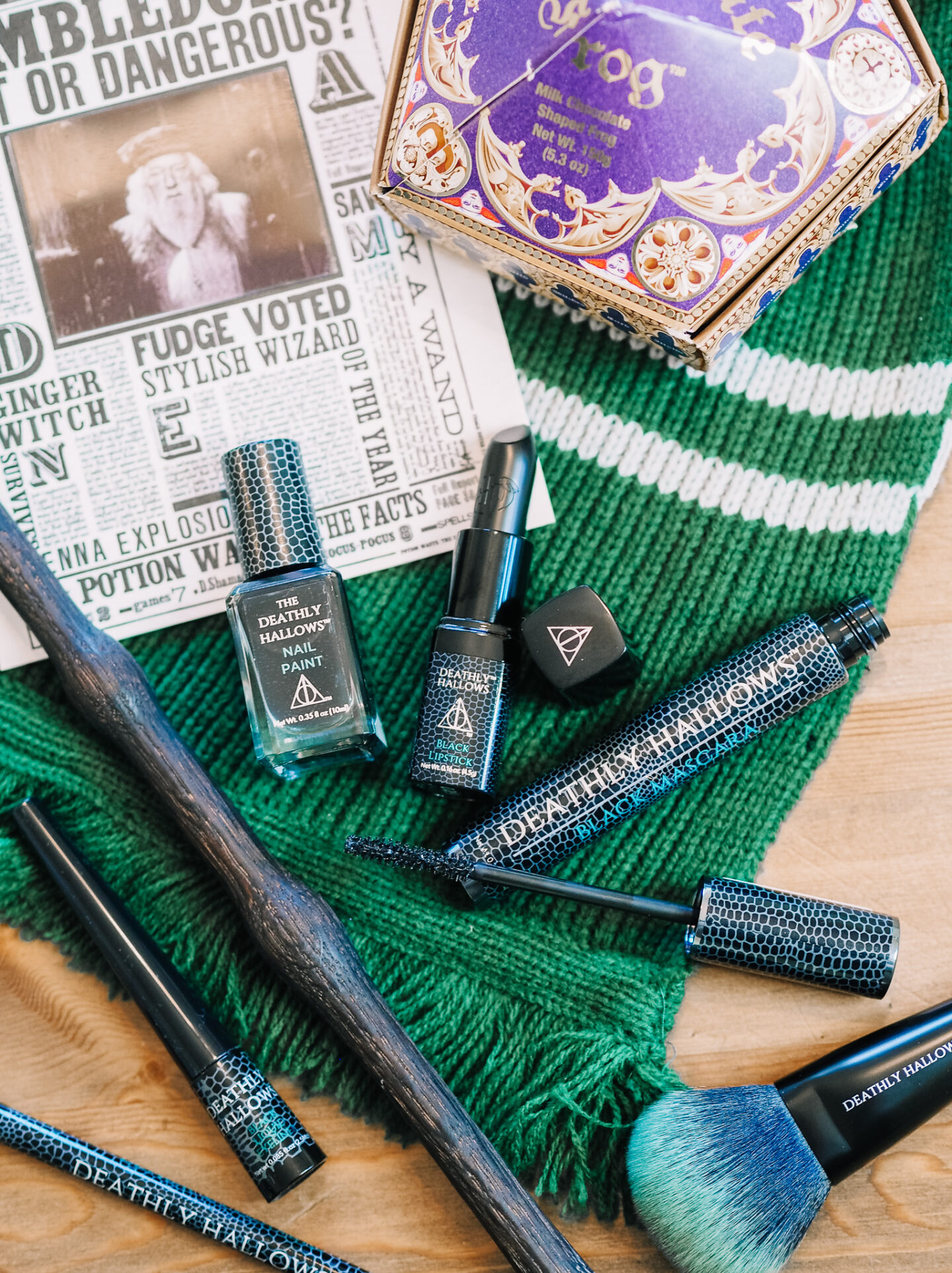 Harry Potter Makeup Collection From Barry M Cosmetics