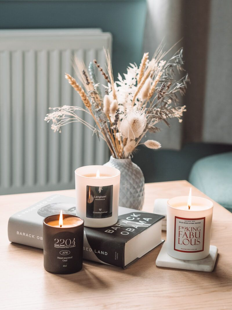 Three Great Independent British Candle Brands To Support This Springtime